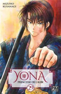Yona, princesse de l'aube  T29, manga chez Pika de Mizuho