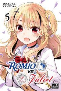 Romio vs Juliet T5, manga chez Pika de Kaneda