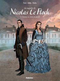 Nicolas le Floch T2 : L'homme au ventre de plomb (0), bd chez Robinson de Dobbs, Parot, Chaiko