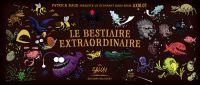 Le Bestiaire extraordinaire, bd chez Delcourt de Baud, Salch