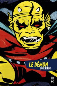 Le démon, comics chez Urban Comics de Kirby