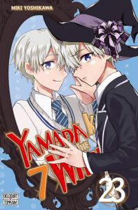 Yamada kun & the 7 witches T23, manga chez Delcourt Tonkam de Yoshikawa