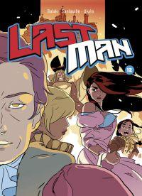 Lastman T12, manga chez Casterman de Vivès, Balak, Sanlaville