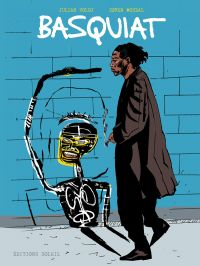 Basquiat, bd chez Soleil de Voloj, Mosdal
