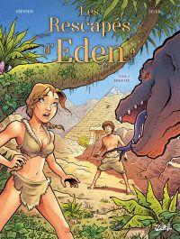 Les Rescapés d'Eden T2 : Ensuite... (0), bd chez Soleil de Swysen, Siteb, Poupelin
