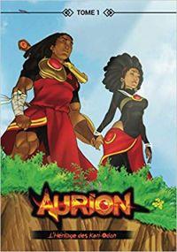 Aurion T1 : L'héritage des Kori-Odan (0), comics chez Kiro'o Games de Yakan Brand,  Madiba, Ngande, Ekane Ekane, Ossamba