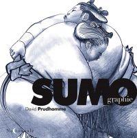 Sumographie, bd chez Soleil de Dechamps, Prudhomme