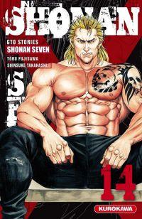 Shonan Seven - GTO Stories T14, manga chez Kurokawa de Fujisawa