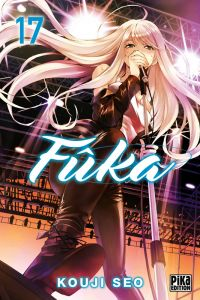 Fûka T17, manga chez Pika de Seo