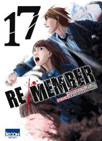 Re/member T17, manga chez Ki-oon de Welzard, Murase