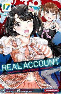 Real account T17, manga chez Kurokawa de Okushou, Shizumukun