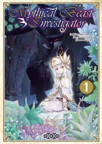 Mythical beast investigator T1, manga chez Ototo de Ayasato, Hoshino