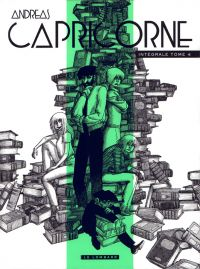Capricorne T4, bd chez Le Lombard de Andreas