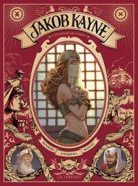 Jakob Kayne T2 : Le maître de l'oubli (0), bd chez Le Lombard de Runberg, Guerrero, Montes