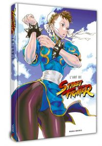 L'art de Street Fighter, manga chez Mana Books de Collectif