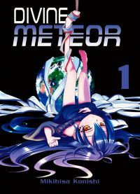 Divine meteor T1, manga chez Komikku éditions de Konishi