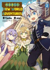 Noble new world adventures T2, manga chez Komikku éditions de Yashu