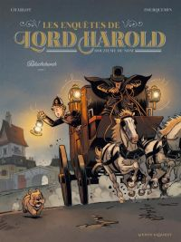 Les Enquêtes de Lord Harold T1 : Blackchurch (0), bd chez Glénat de Charlot, Fourquemin, Canthelou