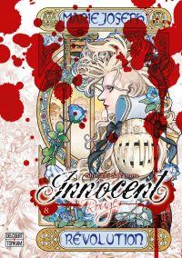 Innocent Rouge T8, manga chez Delcourt Tonkam de Sakamoto