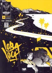 Loba Loca T4, comics chez Ankama de Run, Singelin