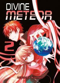 Divine meteor T2, manga chez Komikku éditions de Konishi