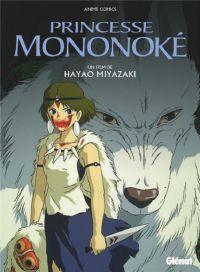 Princesse Mononoké, manga chez Glénat de Miyazaki