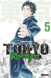 Tokyo revengers  T5, manga chez Glénat de Wakui
