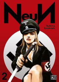 NeuN T2, manga chez Pika de Takahashi