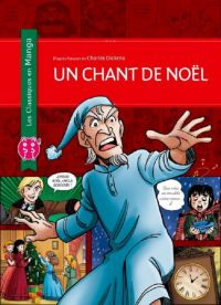 Un chant de Noël, manga chez Nobi Nobi! de Kobayashi, Dickens