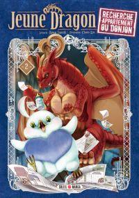 Jeune dragon recherche appartement ou donjon T2, manga chez Soleil de Tanuki, Choco