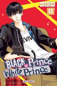 Black prince & white prince T13, manga chez Soleil de Makino