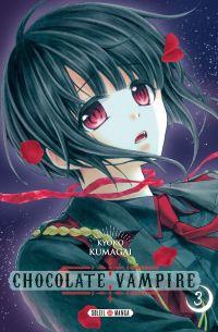 Chocolate vampire T3, manga chez Soleil de Kumagai