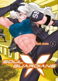 Soul guardians T3, manga chez Komikku éditions de Ando