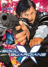 Soul guardians T4, manga chez Komikku éditions de Ando