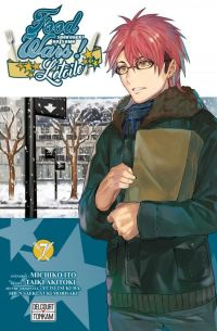 Food wars - L'étoile T7, manga chez Delcourt Tonkam de Itô, Tsukuda, Akitoki, Sakuma