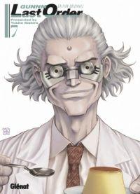 Gunnm Last Order – Edition originale, T7, manga chez Glénat de Kishiro