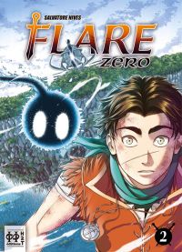 Flare zero T2, manga chez H2T de Nives