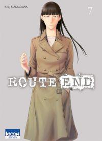Route end T7, manga chez Ki-oon de Nakagawa