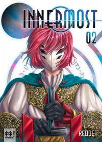 Innermost T2, manga chez H2T de Redjet