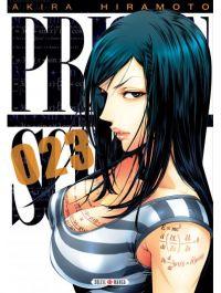 Prison school T23, manga chez Soleil de Hiramoto