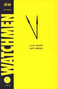 Watchmen T1, comics chez Urban Comics de Moore, Gibbons