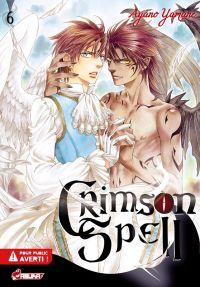 Crimson spell  T6, manga chez Asuka de Yamane