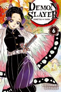 Demon slayer T6, manga chez Panini Comics de Gotouge