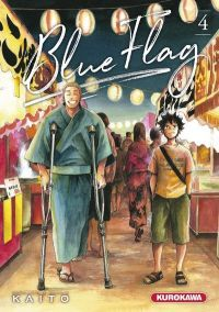 Blue flag T4, manga chez Kurokawa de Kaito