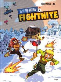 Fightnite T2 : La tempête (0), bd chez Jungle de Piratesourcil, Raf, Wenish