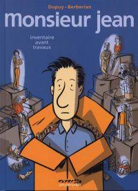 Monsieur Jean T6 : Inventaire avant travaux (0), bd chez Dupuis de Dupuy, Berberian