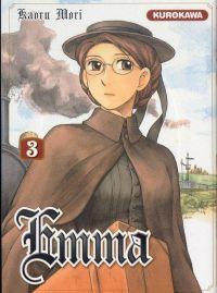 Emma T3, manga chez Kurokawa de Mori