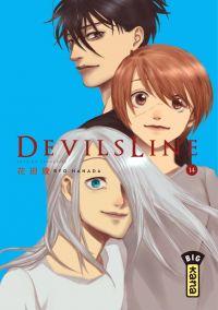 Devils line T14, manga chez Kana de Hanada