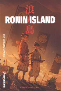 Ronin Island T1, comics chez Kinaye de Pak, Milonogiannis, Kniivila