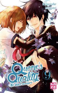 Queen's quality T9, manga chez Kazé manga de Motomi